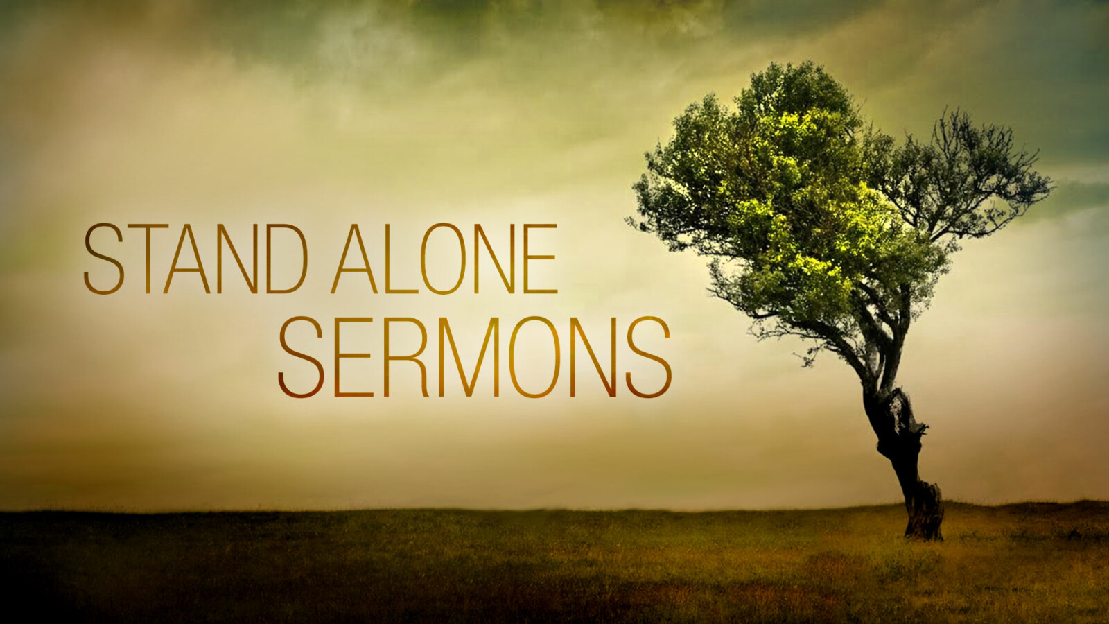 Stand Alone Sermons March 2019