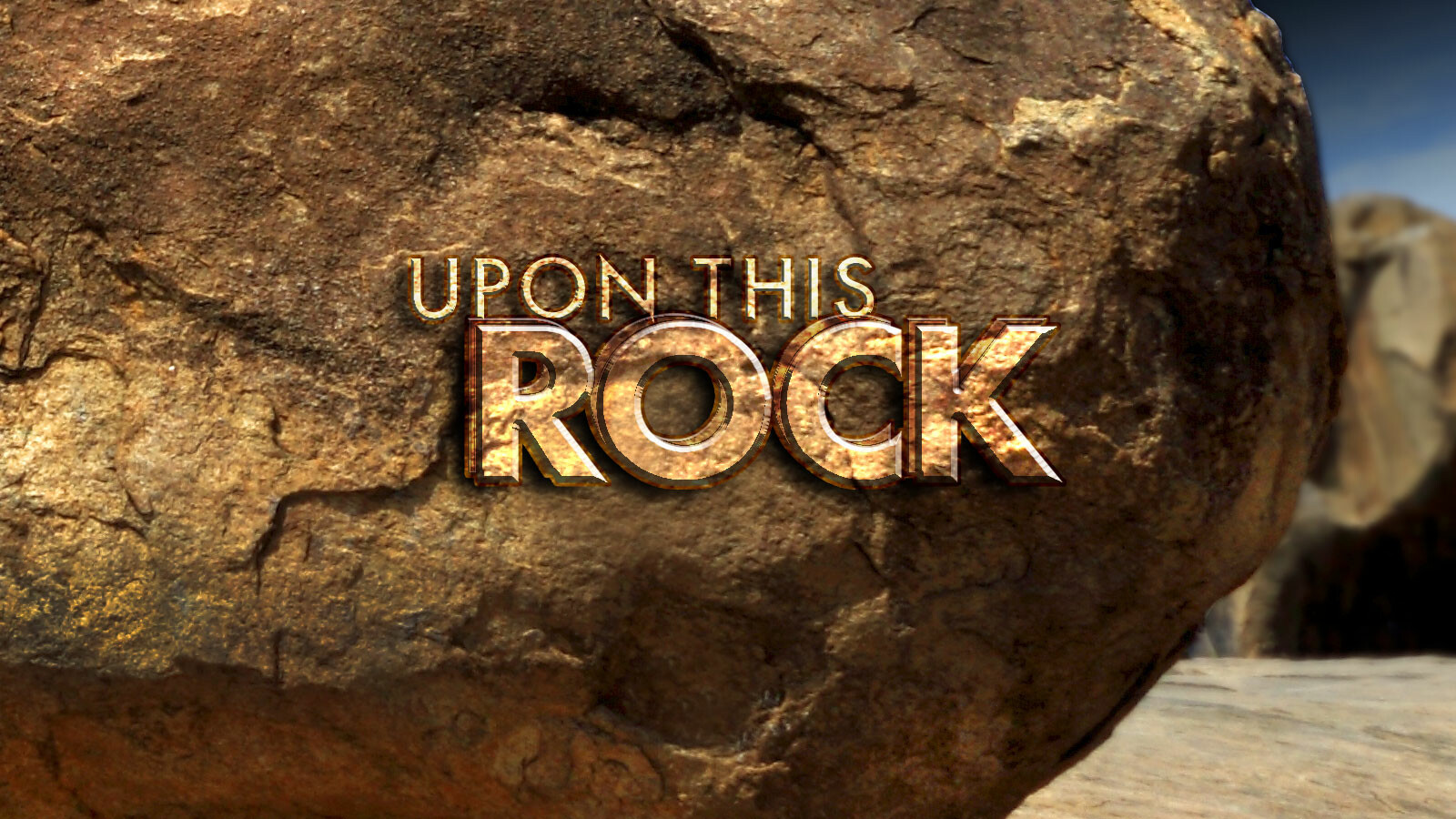 Upon This Rock - September 2020