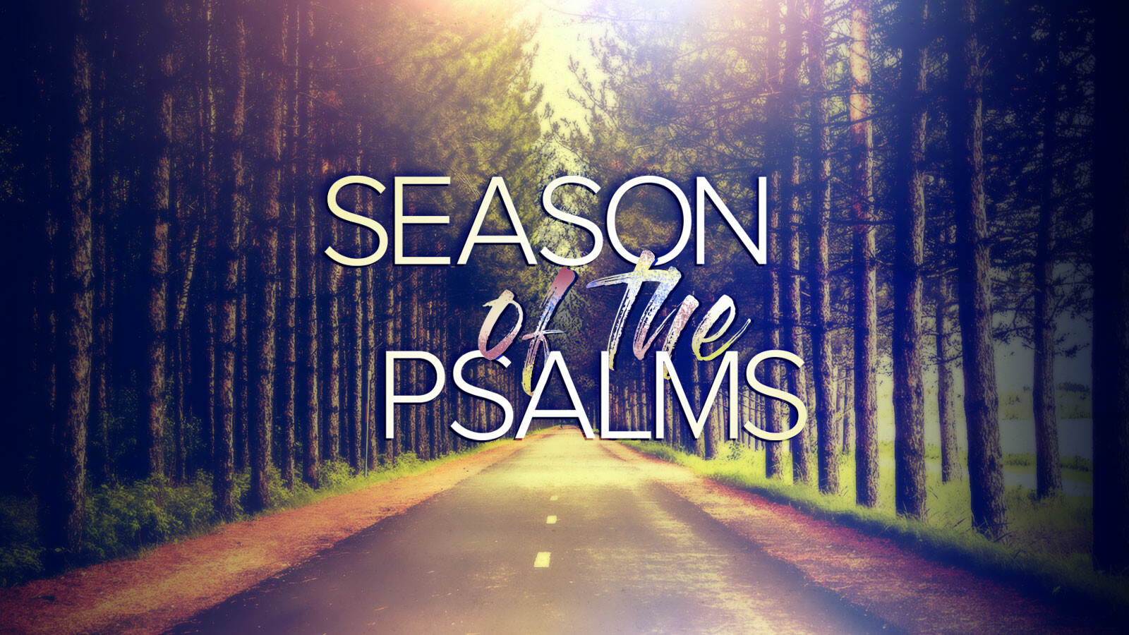 A Season with the Psalms